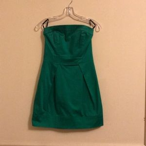French Connection Green Dress